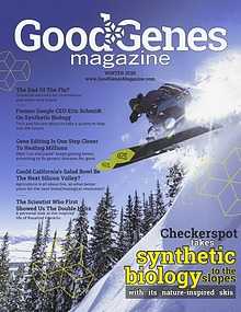 Good Genes Magazine Quarterly