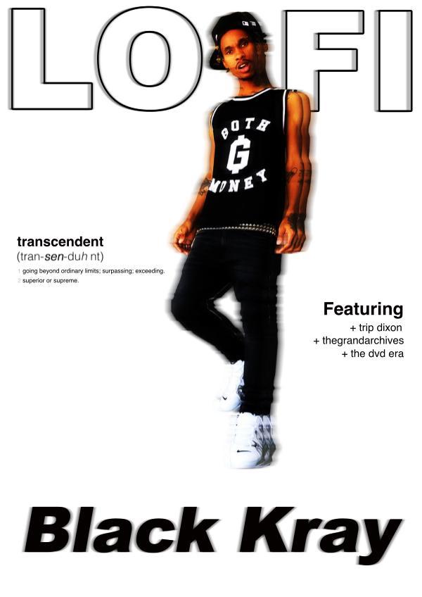 LO-FI: The Magazine Edition One (Black Kray)
