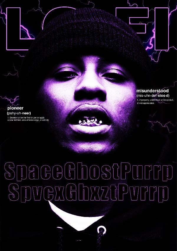 LO-FI: The Magazine Edition Two (SpaceGhostPurrp)