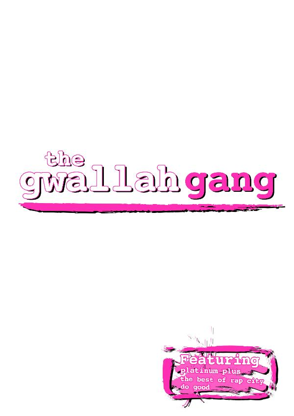 LO-FI: The Magazine Edition Four (Gwallah Gang)