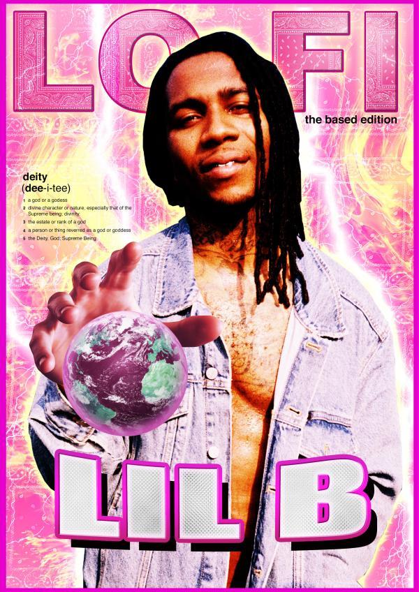 LO-FI: The Magazine Edition Five (Lil B)
