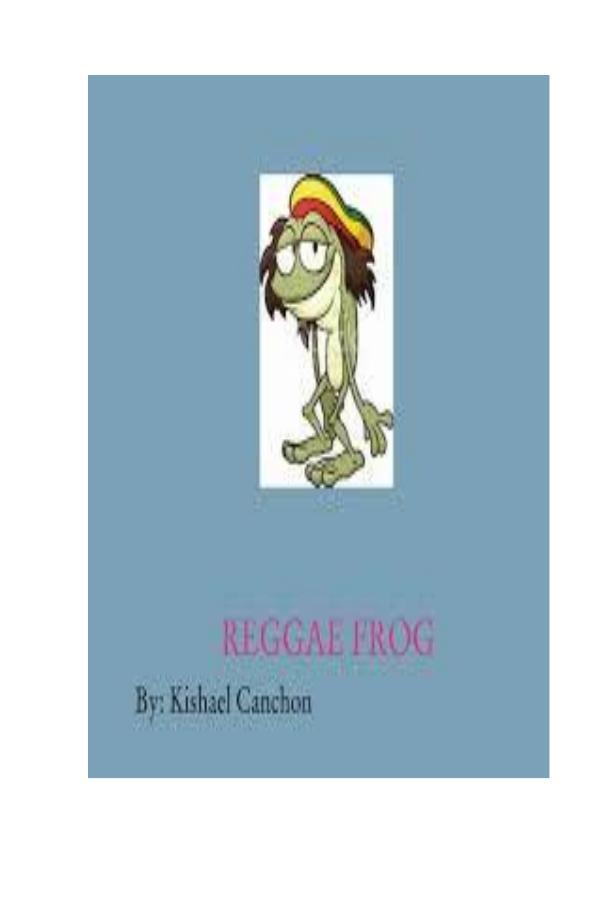 Reggae Frog Reggae Frog
