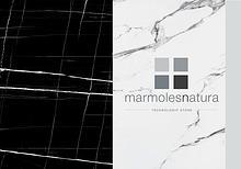 Catálogo de Piedra Tecnológica Mármoles Natura