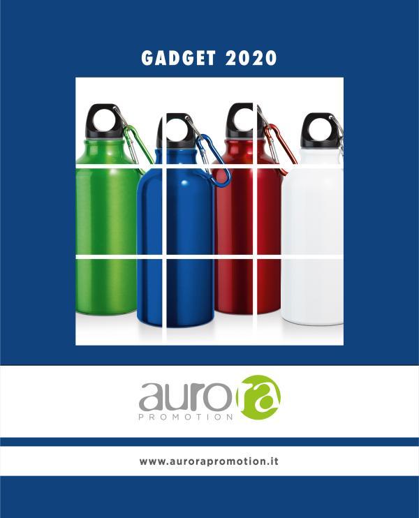 Catalogo Gadget aziendali Auro.ra 2020 Catalogo Gadget Aurora 2020