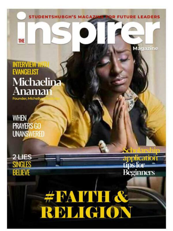 The INSPIRER Issue 8
