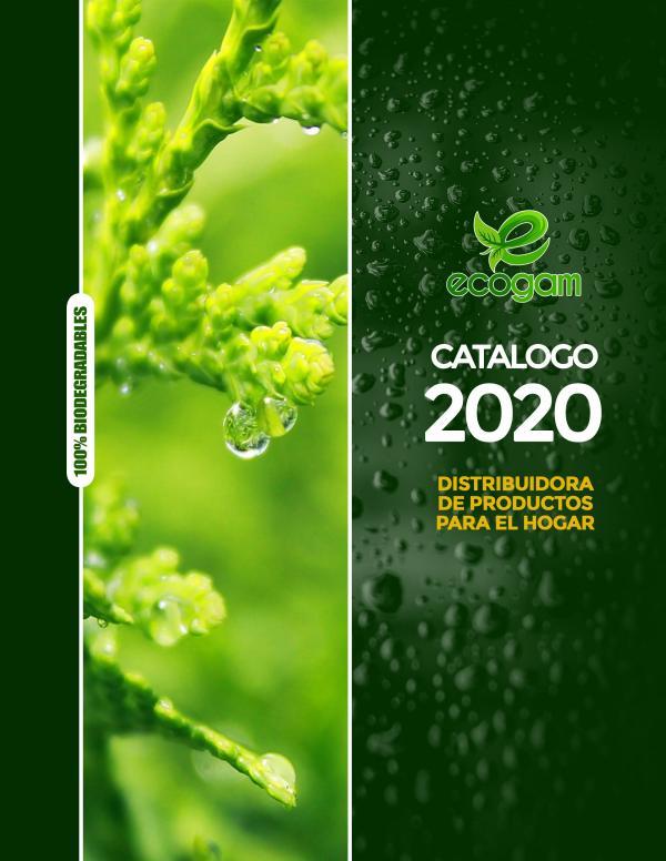Ecogam Catalogo 2020 Catalogo2020