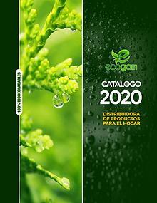 Ecogam Catalogo 2020