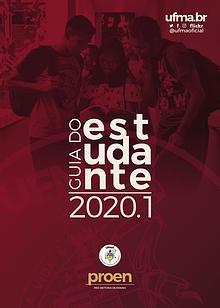 Guia de Estudante da UFMA 2020