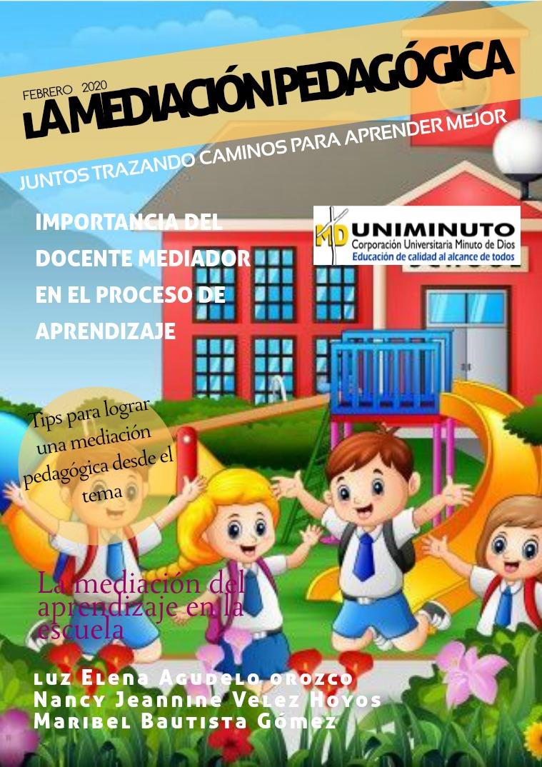 Revista: Mediación Pedagógica I