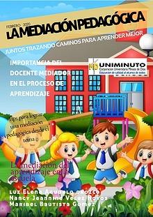 Revista: Mediación Pedagógica