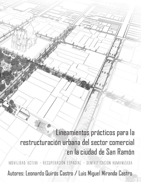 Lineamientos prácticos para la restructuración urbana del sector come Lineamientos prácticos para la restructuración urb