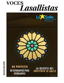 Revista Voces Lasallistas