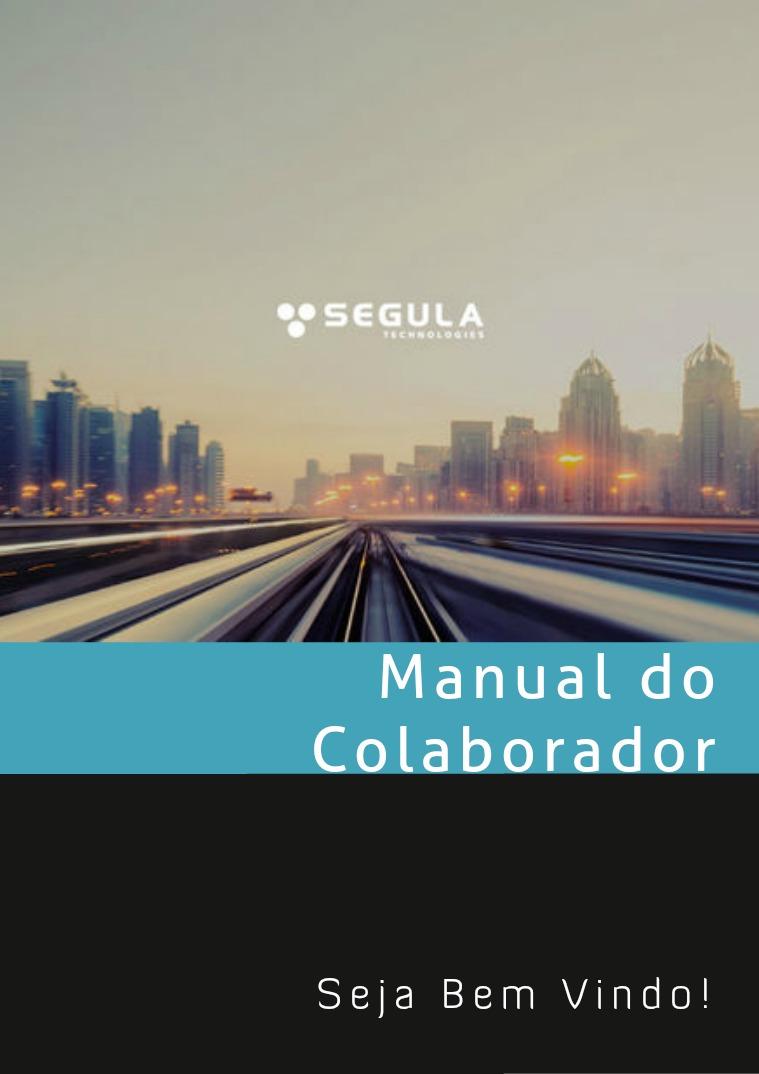 Ebook do Colaborador Segula Volume 1