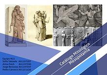 Catálogo Mitológico - Mesopotamia