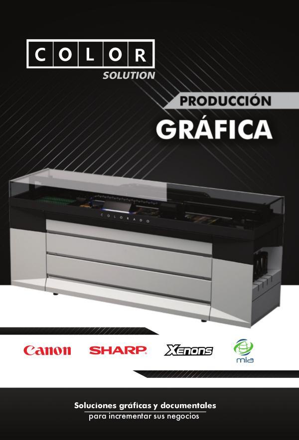 Color Solutions COLOR SOLUTIONS CATÁLAGO DIGITAL