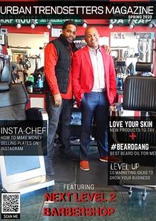 Urban Trendsetters Magazine Spring 2020