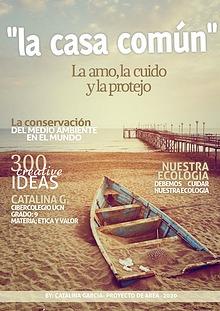 PROYECTO DE AREA ETICA Y VALORES 2020