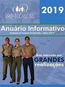 Revista Fundação Pró-Tocantins - Anuário 2019