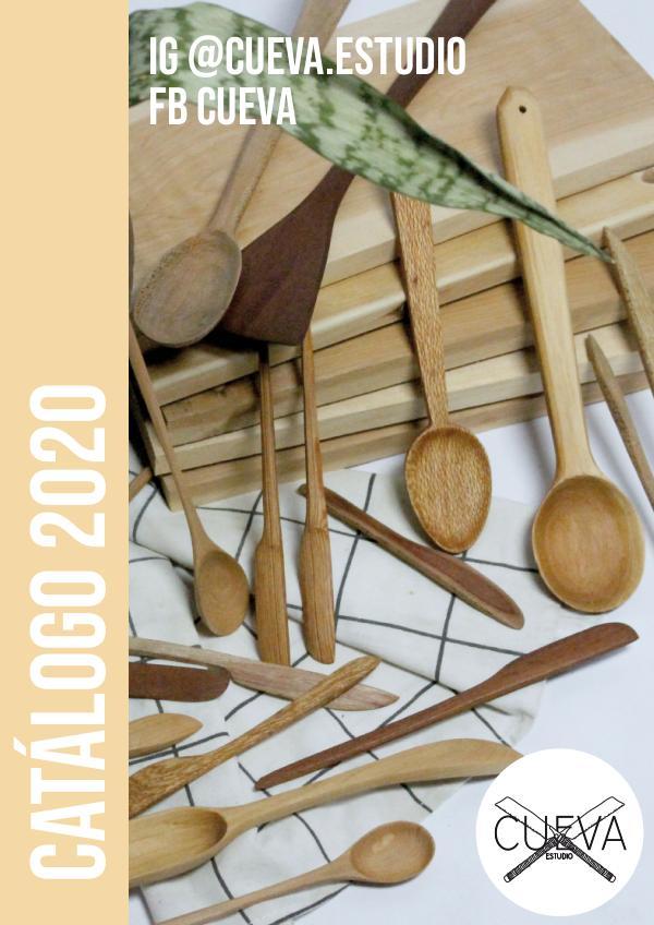 Catálogo CUEVA ESTUDIO 2020 CATÁLOGO 2020