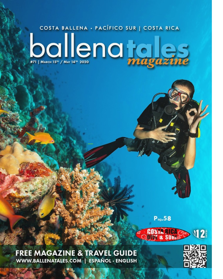Ballena Tales Mgazine and Travel Guide 71