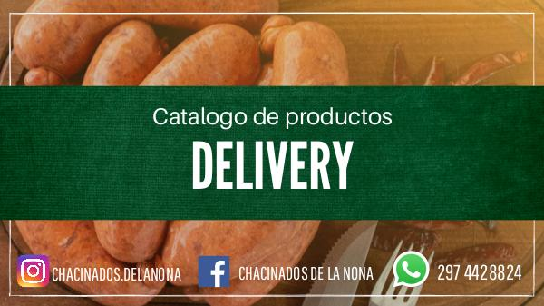 Catalogo delivery DELIVERY (1)
