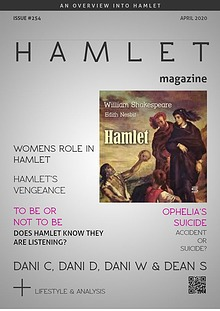 Hamlet Analysis Project