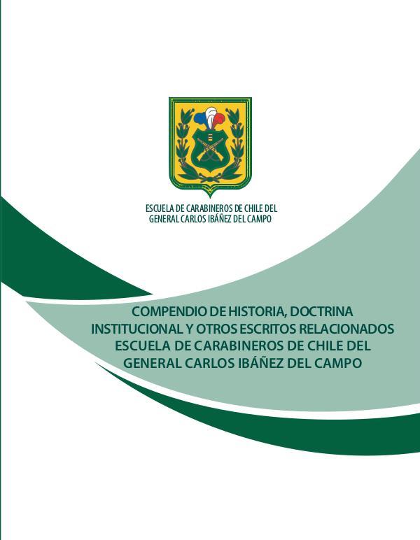 Historia y Doctrina Institucional 2019 Historia y Doctrina Institucional - MARZO 2020