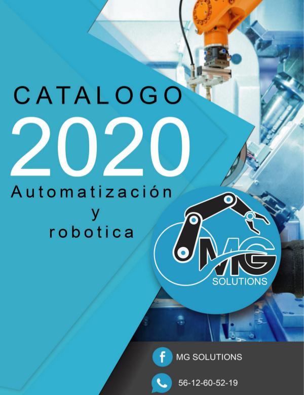 MG Solutions CATALOGO MG (1)