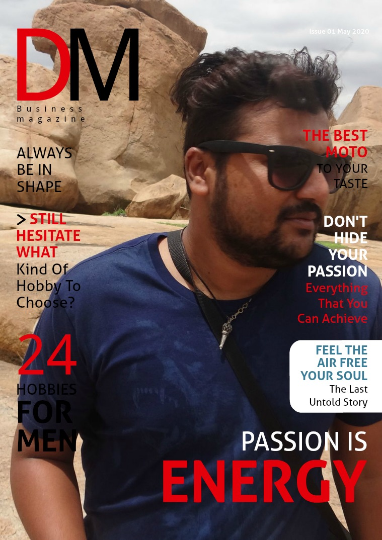 Dalgona Magazine Vol. 1
