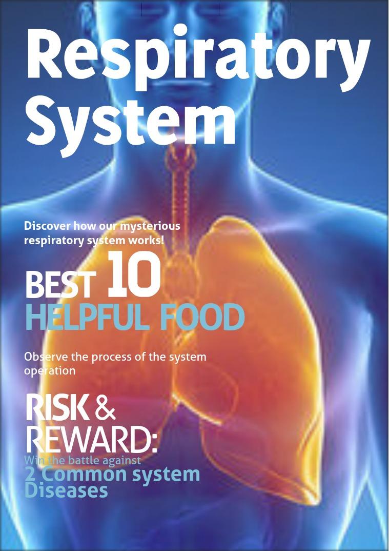 Respiratory System Magazine Respiratory System Magazine