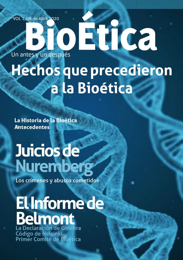 Revista Digital Bioetica Revista Digital Bioetica