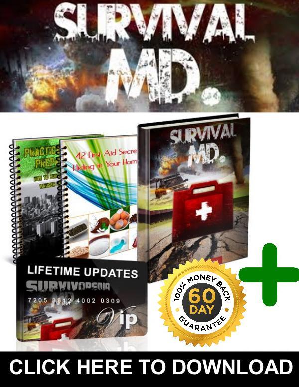 Survival MD PDF, eBook by Rob Grey Survival MD PDF, eBook by Rob Grey