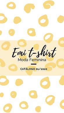 CATALOGO EMI T-SHIRT