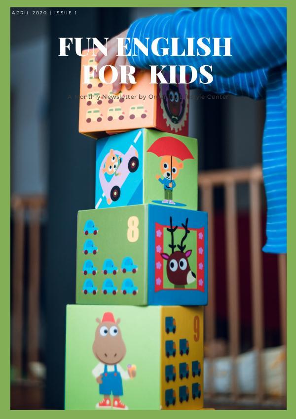 Fun English For Kids Fun English for Kids