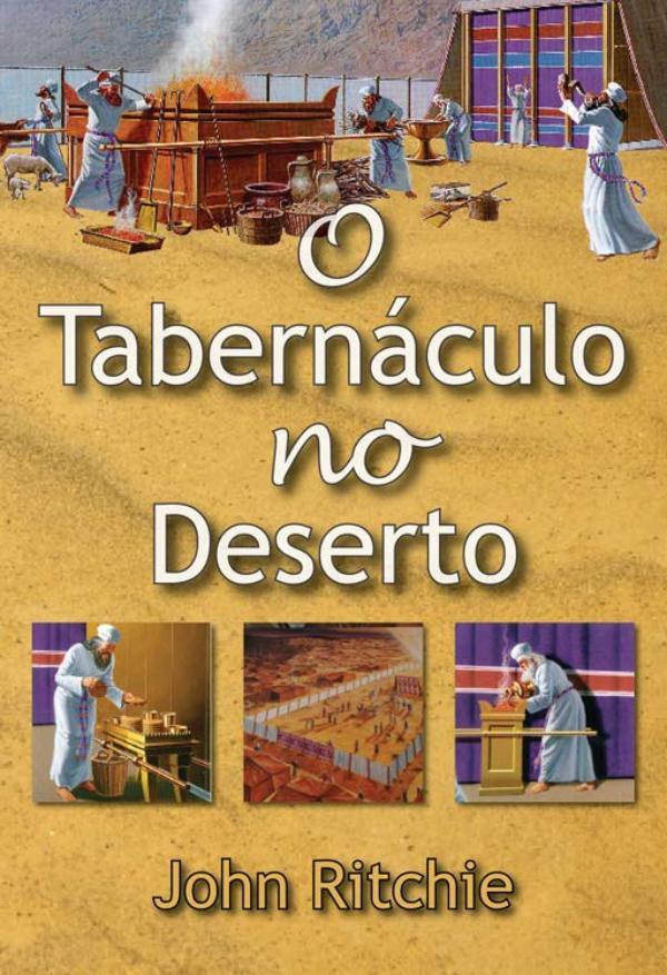 Livros O tabernáculo no deserto