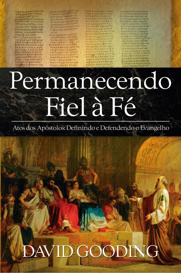 Livros Permanecendo fiel à fé