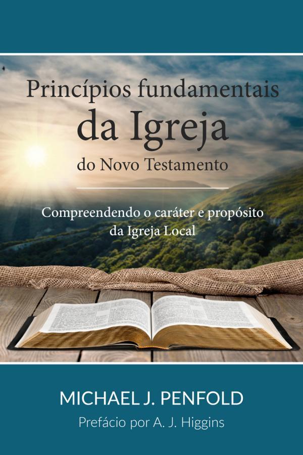 Livros Princípios fundamentais da igreja do NT