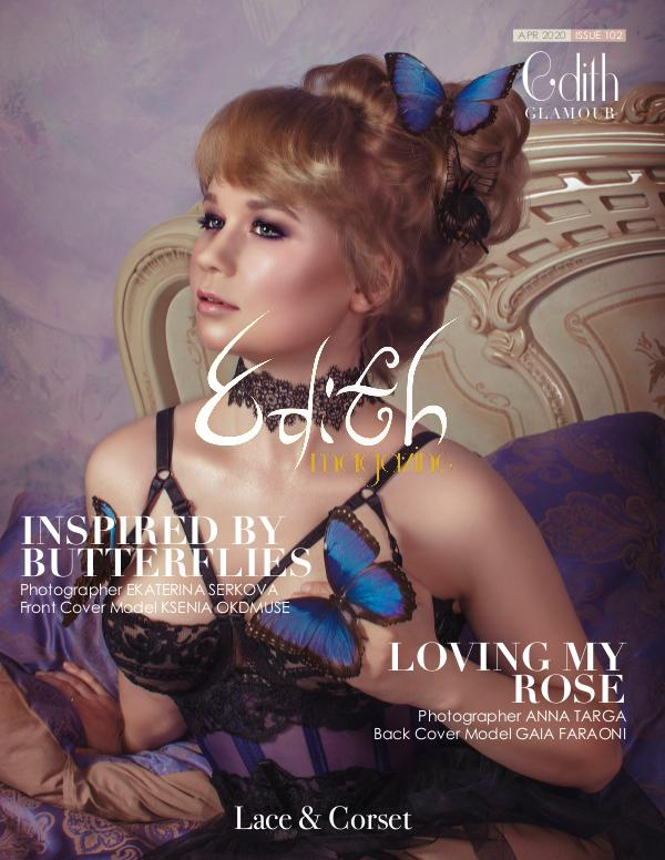 Lace & Corset, Issue 102, April 2020 Edith Mag 102 (1)