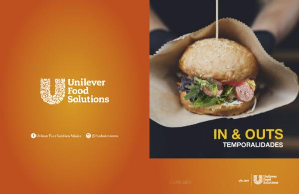 Unilever Food Solutions Unilever Foog Solutions