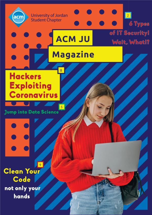 Acm Magazine first issue ACM MAGAZINE