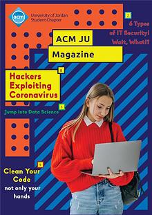 Acm Magazine first issue