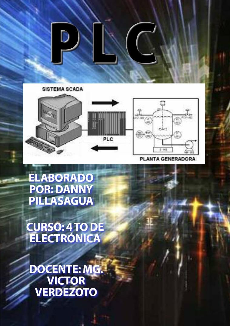 ELECTRONICA PLC volumen 1