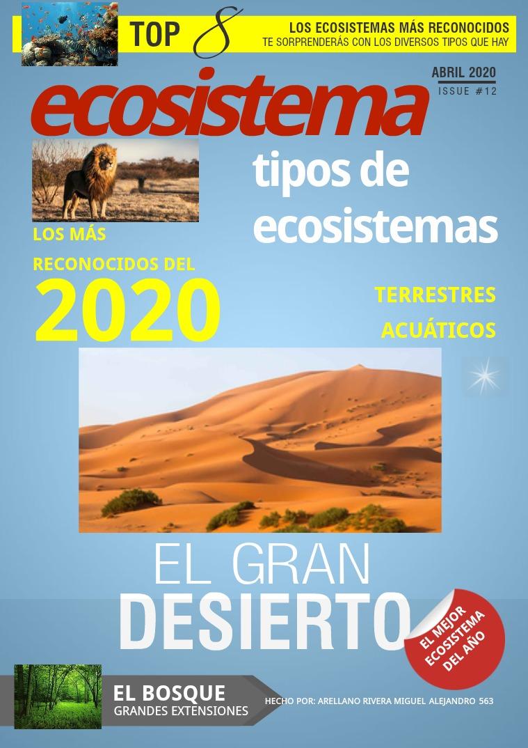 ECOSISTEMAS TERRESTRES Y ACUÁTICOS Ecosistemas Terrestres y Acuáticos