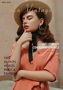 Revista digital La Vintage