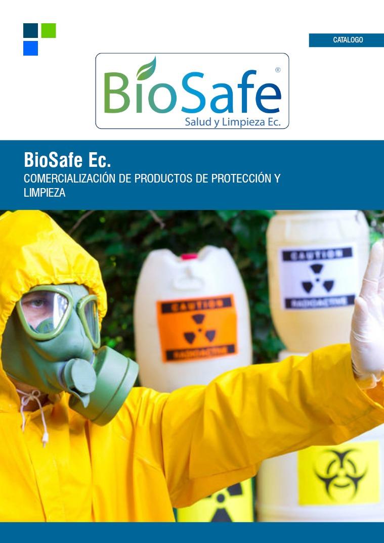 BioSafe salul y limpieza Ec BioSafe salud y limpieza Ec