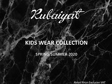 KIDS SPRING / SUMMER 2020 COLLECTION