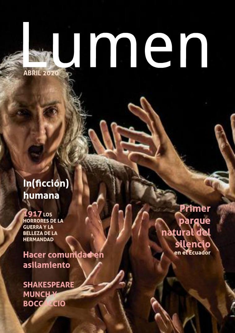Revista Lumen N°1 Vol. 1