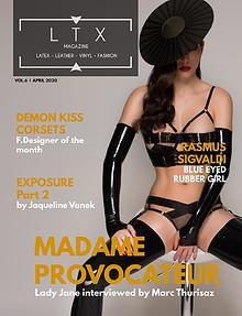 LTX MAGAZINE VOL.6