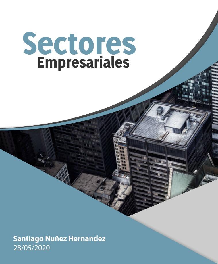 Sectores Economicos Sectores Economicos