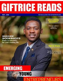 Giftrice Reads Entrepreneurs Magazine